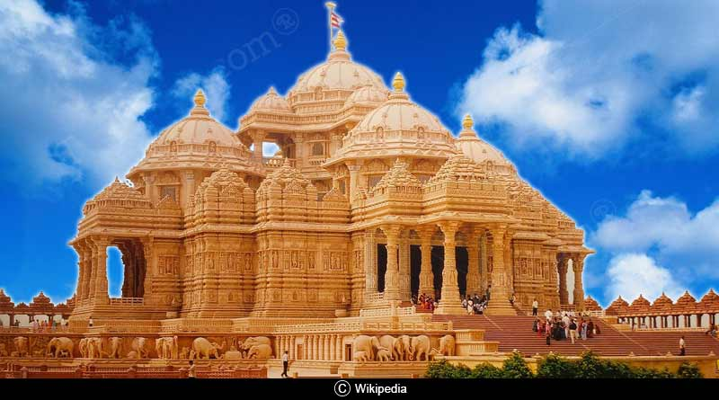 facts you should know about Akshardham Temple