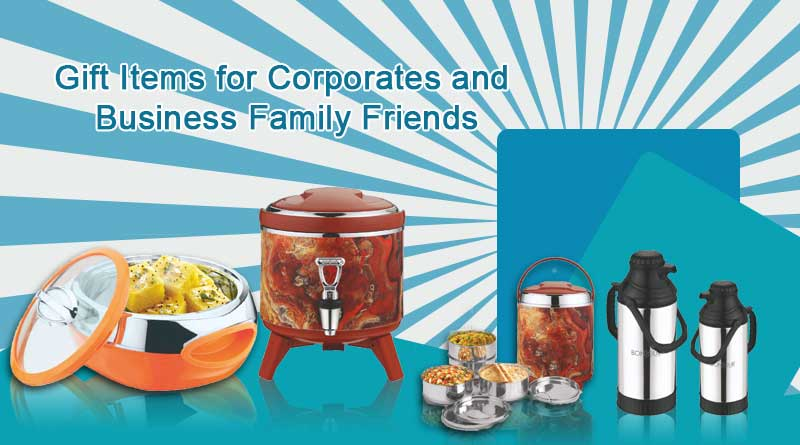 Gift items for corporates and business family friends