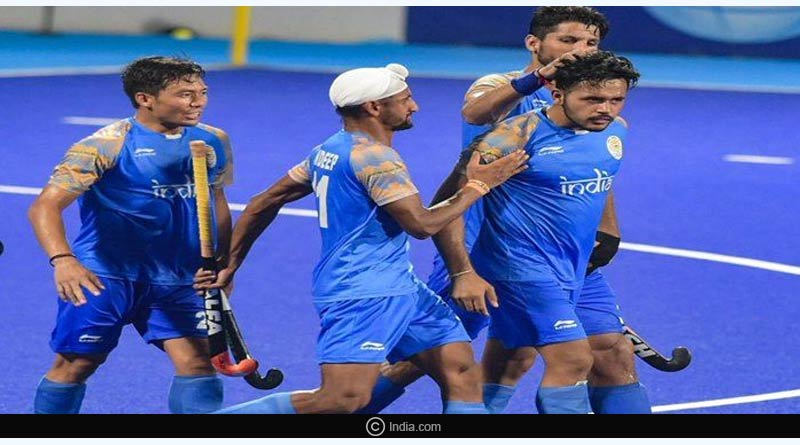 Hockey Men Asian Champions Trophy full Schedule