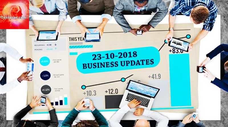 india business news 23rd october 2018