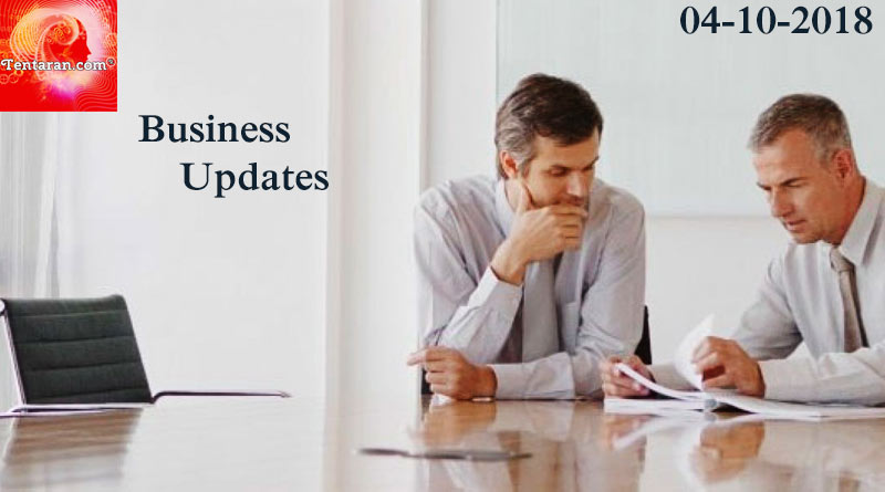 india business news 4th october 2018
