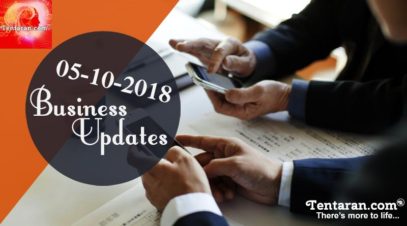 india business news 5th october 2018