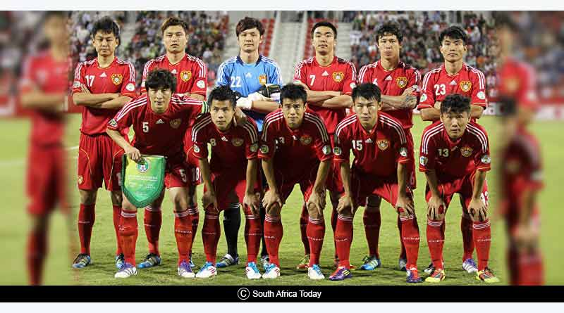 india vs china international friendly football china team