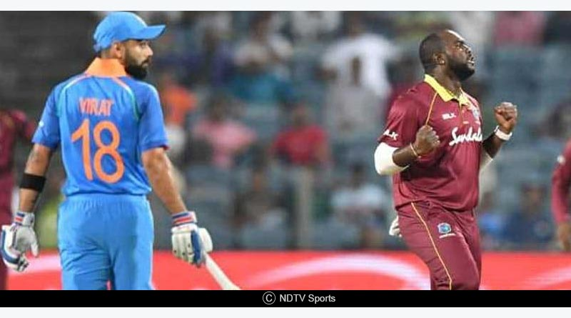 : India Vs West Indies Fourth ODI