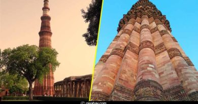 interesting facts about Qutub Minar