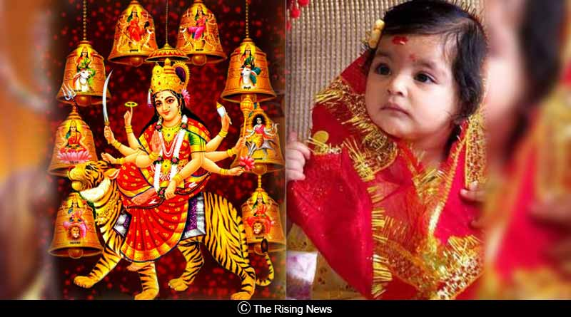 Importance of kanya pujan in navratri