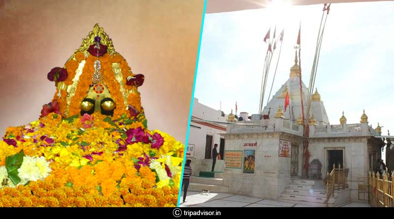 legend behind the Naina devi temple