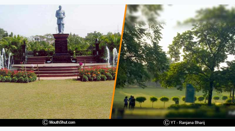 The Nehru Park