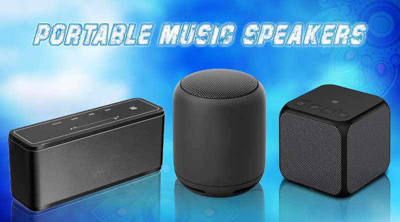 portable music speakers