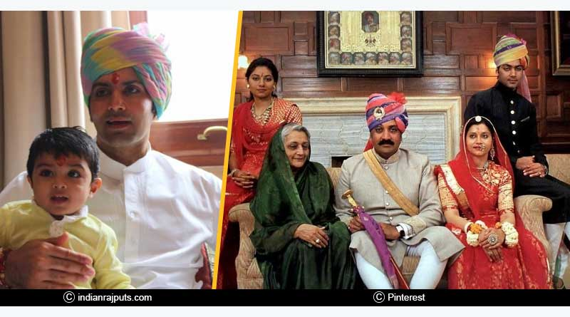 The Royal Family of Jodhpur