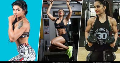 top female bodybuilders in India