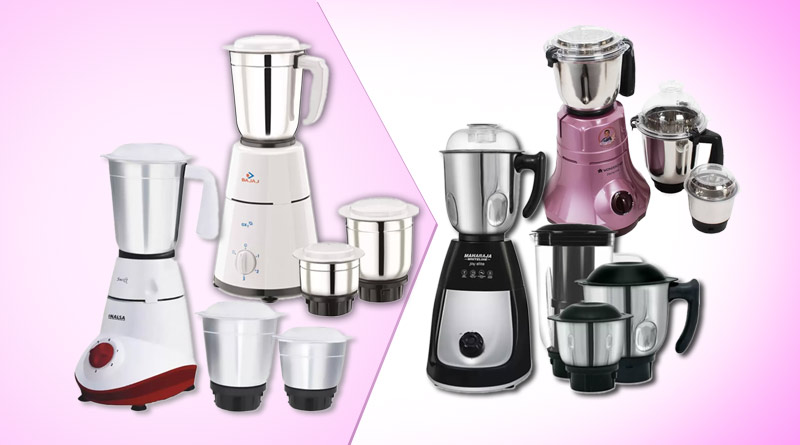 top mixer grinder