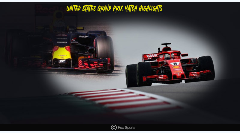 United States Grand Prix match highlights