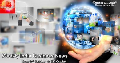 weekly india business news 15th to 19th october