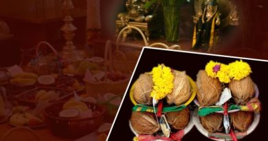 why coconut is offered to Gods