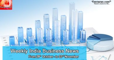 Latest Weekly India Business News