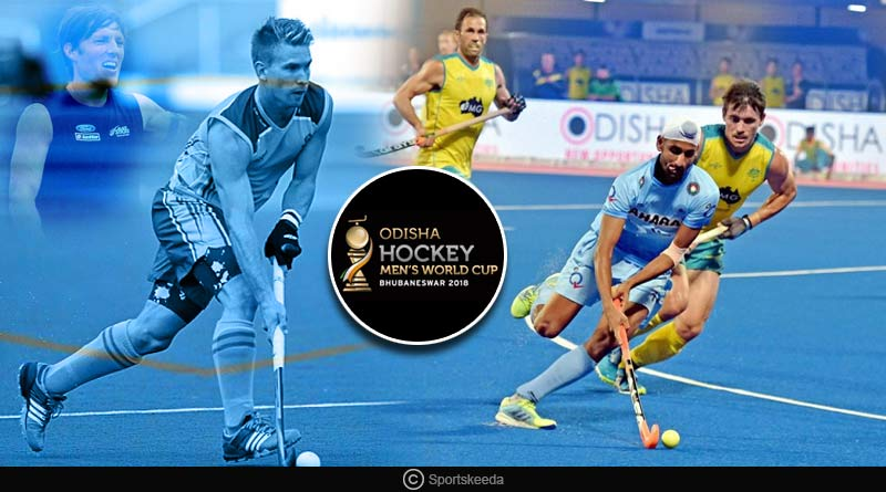 qFIH Men Hockey World Cup 2018-19 complete squads