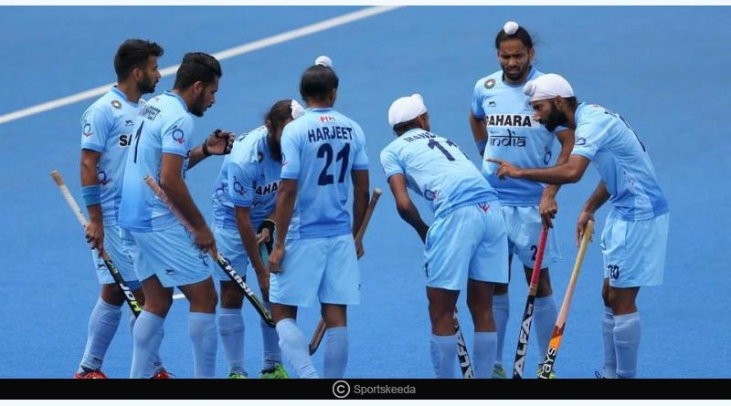 FIH Men Hockey World Cup 2018-19 complete squads