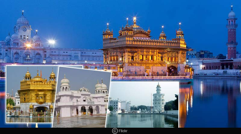 five best Gurudwaras of Punjab