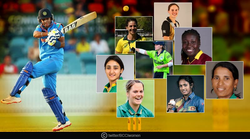 ICC Women World T20 full squads of all 10 teams