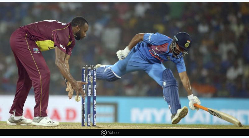 India Vs West Indies T20 Paytm series