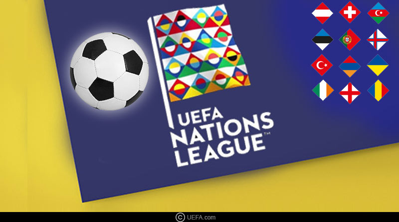 UEFA Nations League 2018-19 semi-finals teams