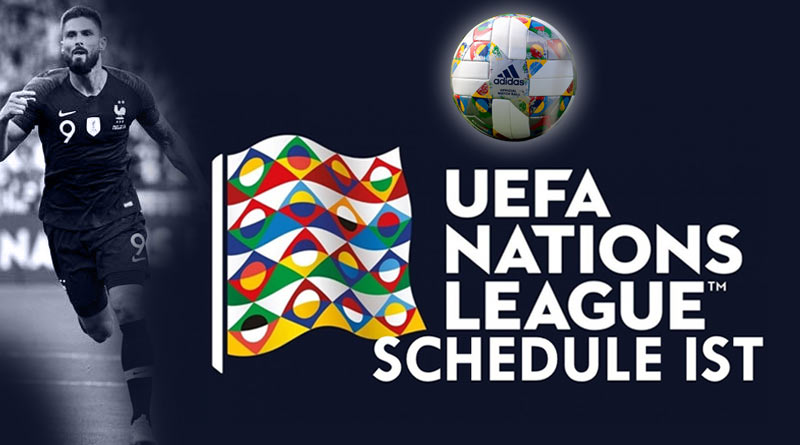 UEFA Nations League 2018-19 list of all matches