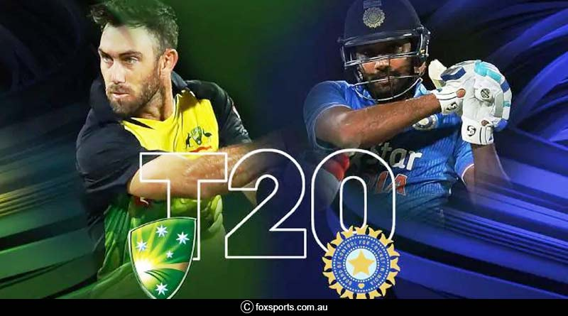 Australia Vs India first T20 2018 match highlights