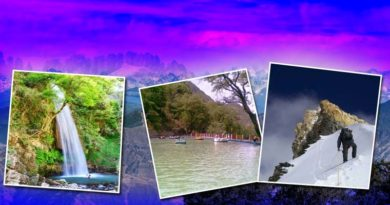 five best places to visit in Chakrata