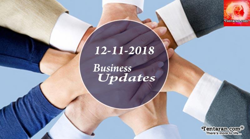 india business news 12th november 2018