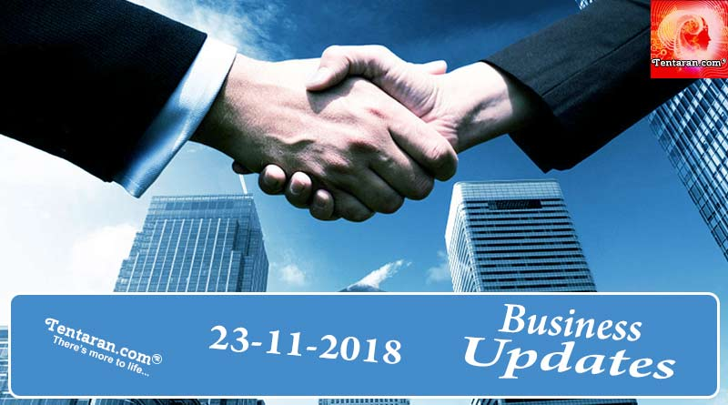 india business news 23rd november 2018