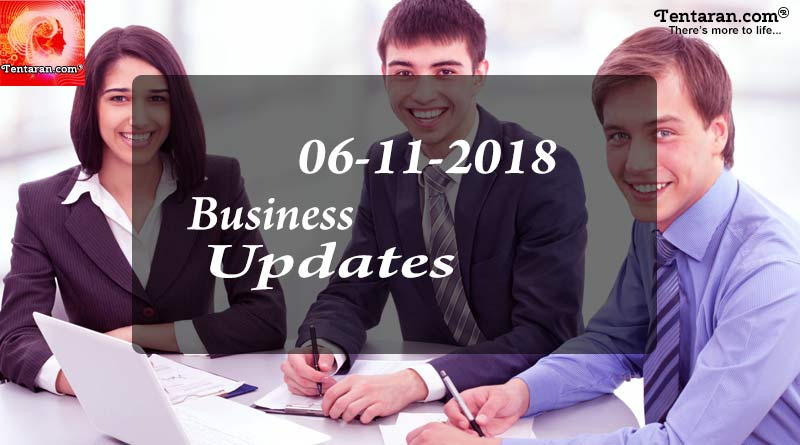 india business news 6th november 2018