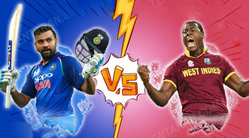 India Vs West Indies third T20 match highlights