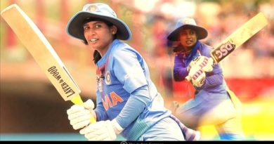 Mithali Raj omission from the playing XI controversy