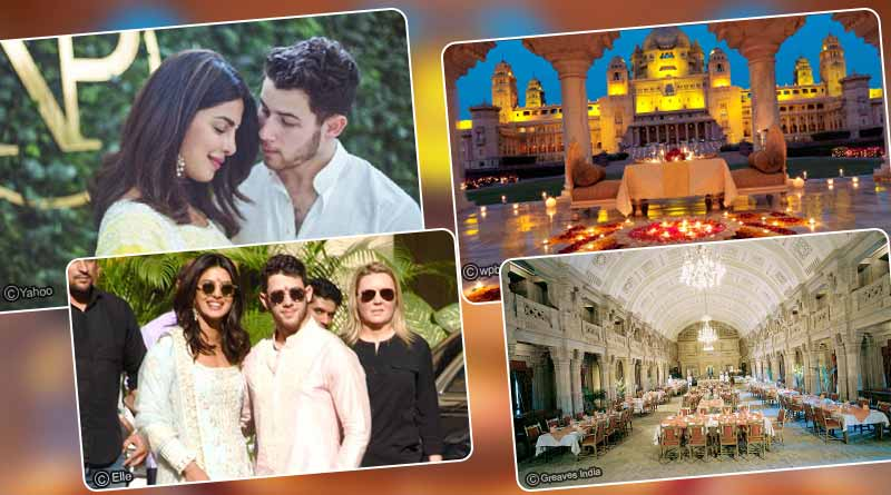Priyanka Chopra Nick Jonas wedding details