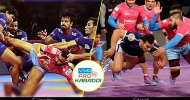 Pro Kabaddi League 2018-19 day 30 match highlights