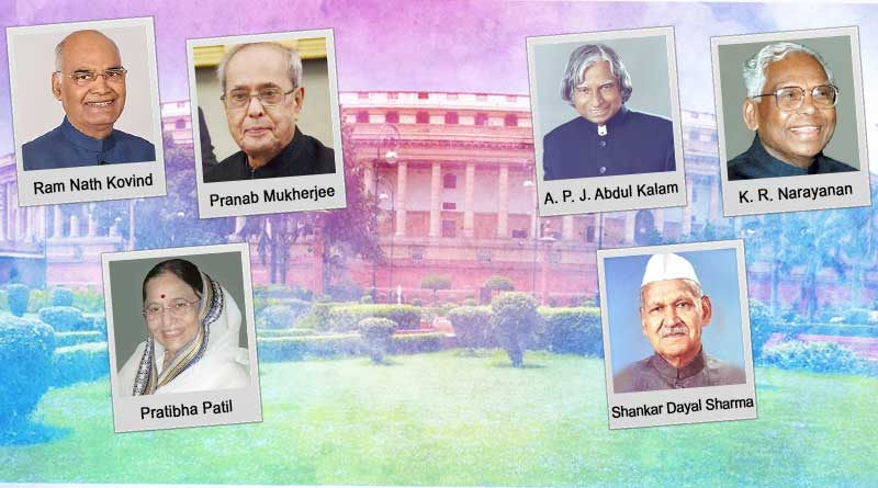 List of Presidents of India till date