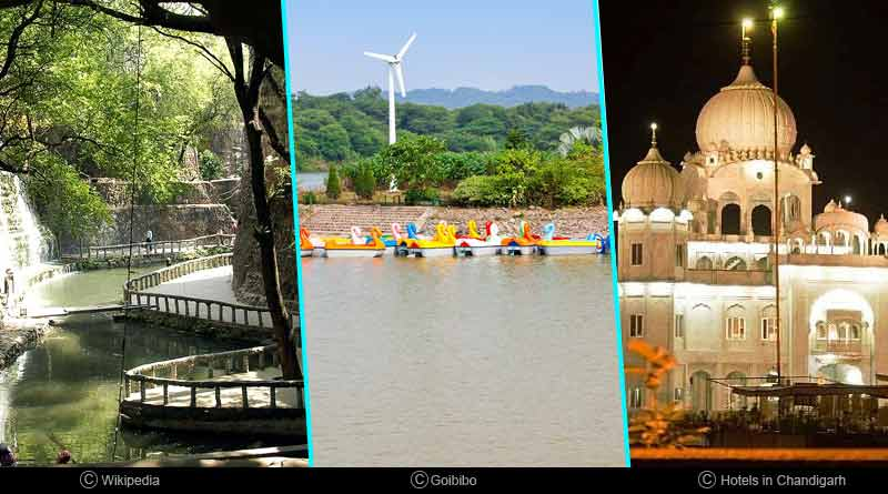 best places to visit in Chandigarh