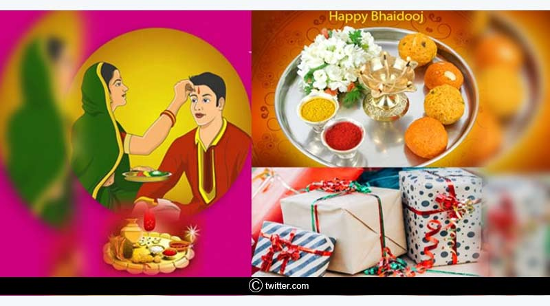 why do we celebrate bhai dooj goddess lakshmi