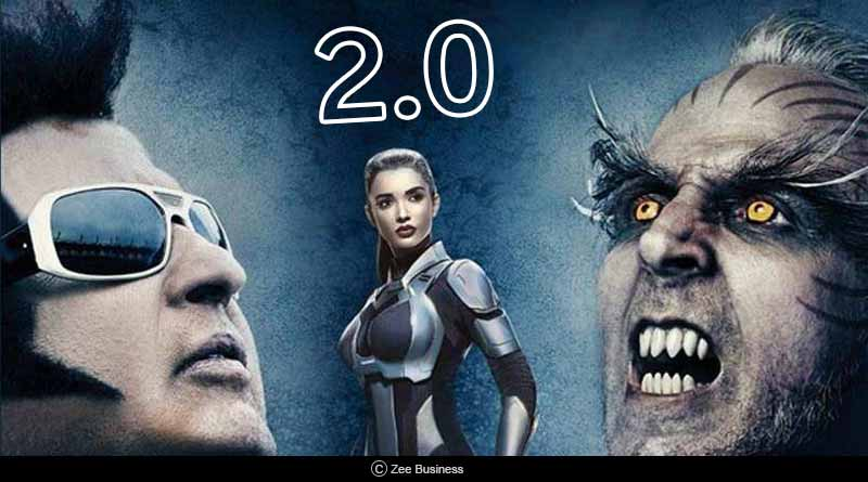 2.0 movie box office collection