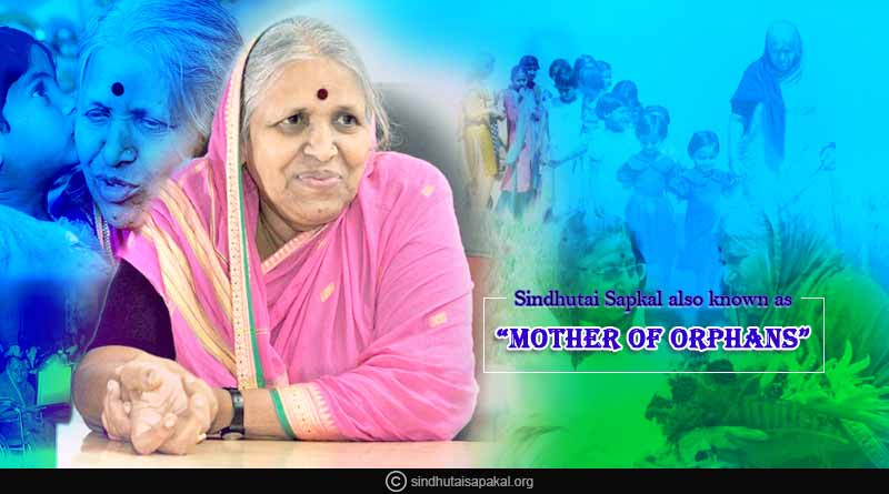 Biography of Sindhutai Sapkal