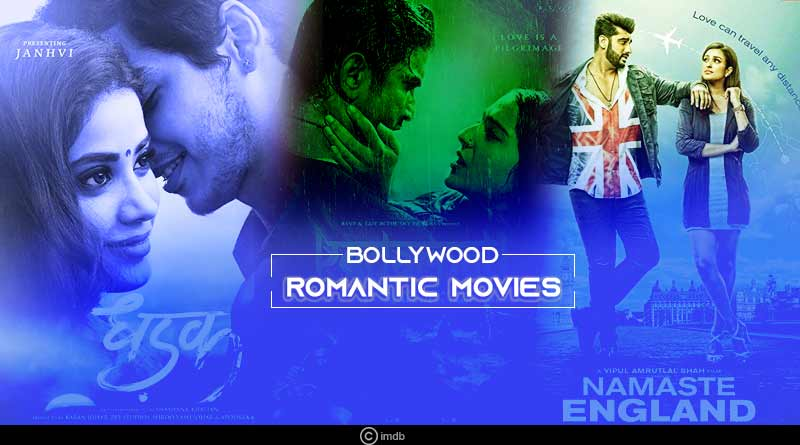 2018 Bollywood romantic movies