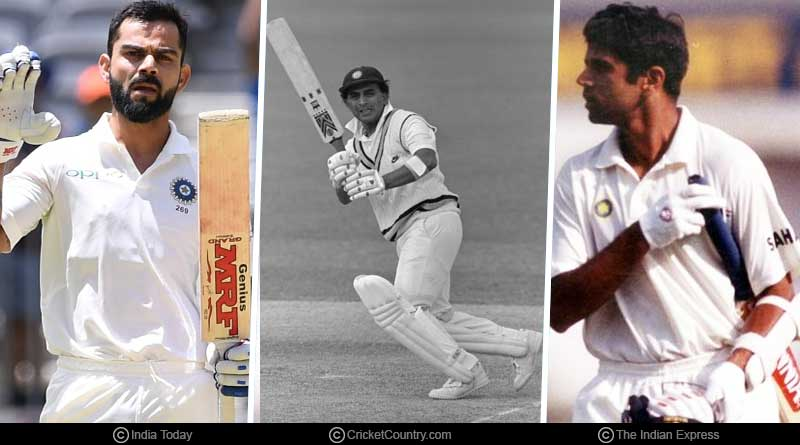 India Top 3 Batting Innings In Perth
