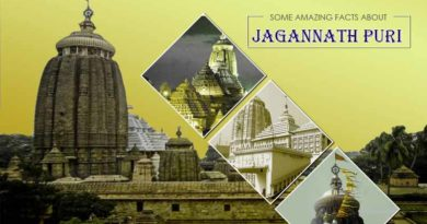 some amazing facts about Jagannath Puri