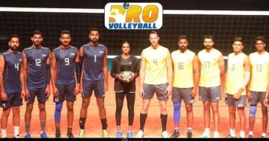 Pro Volleyball League 2019 teams