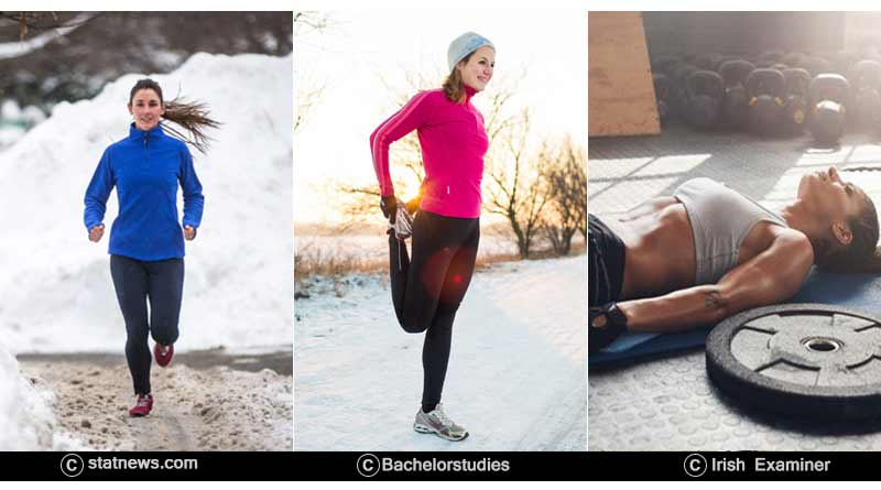 benefits of exercise in winter