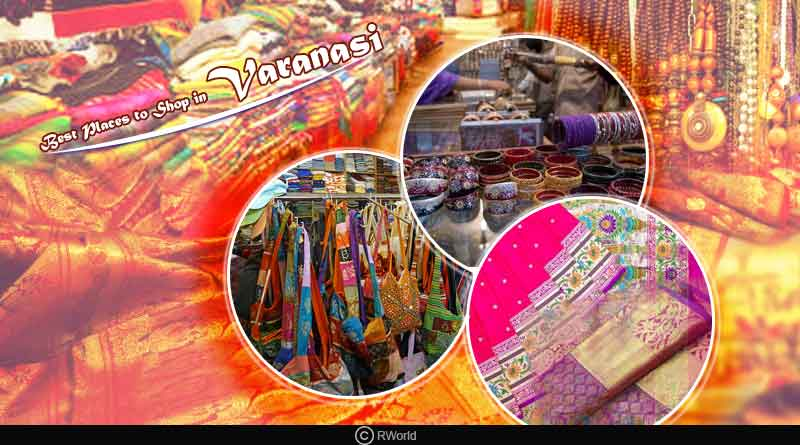 best places to shop in Varanasi