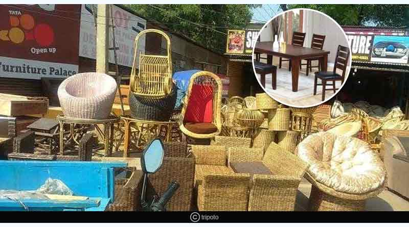Furniture market, sector 34