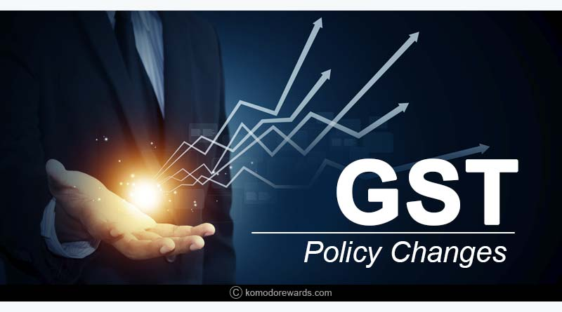 GST Policy Changes