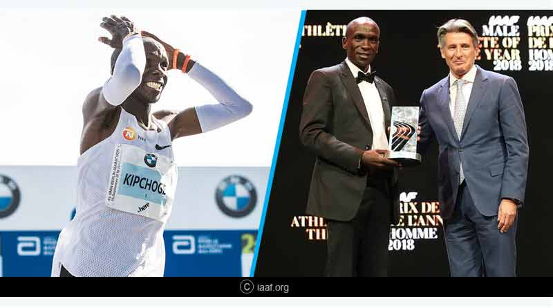IAAF Athlete of the Year 2018